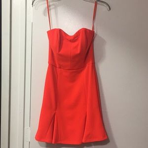Gianni Bini Strapless Dress